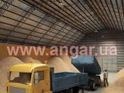 Ангары для агропромышленного комплекса - продажа,  изготовление,  монтаж