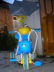 Детский фирменый велосипед 150 грн.