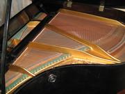трофейный немецкий рояль wilh boger & sohn конца 19 века