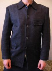 Пиджак мужской,  черный