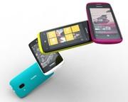 Nokia WP7 (2 сим-карты)