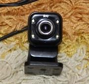 Продам веб камеру HQ-Tech WU-6681. в отличном состоянии!