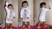 Детское платье ЛЯЛЯ