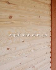 Дерев'яна дошка - Блок-хаус
