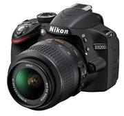 Фотоапарат Nikon d3200