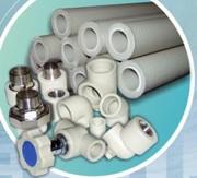 Полипропиленовые фитинги для отопления и водоотведения Хмельницкий
