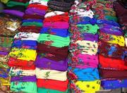 Платки,  платочная ткань