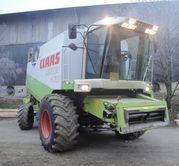комбайн зерноуборочный CLAAS Lexion 460 Год выпуска-2001