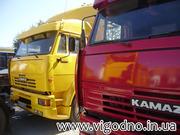 Распродажа КАМАЗ 5460,  тягачи Евро 2 в Украине. Полуприцепы