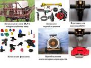 Насос, форсунка, розпилювач, штанга ОП-2000, вентилятор ОПВ-2000, редуктор