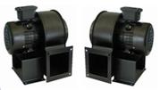 Вентилятор промышленный радиальный (Центробежный) Dundar CM/CT
