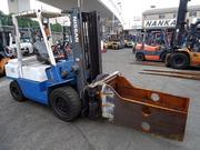 погрузчик Nissan UGJ02M30 грузоподъёмностью 3 тонны