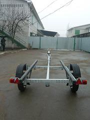 Легковой прицеп Лев - ЛПС(легкового плавающего транспорта) от завода