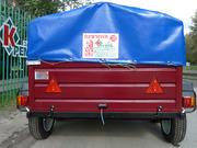 Легковой прицеп Лев - 50 от завода изготовителя. Доставка по Украине