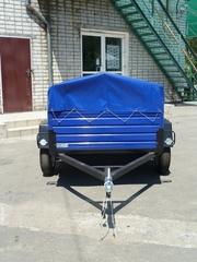 Легковой прицеп Лев - 100 от завода изготовителя. Доставка по Украине
