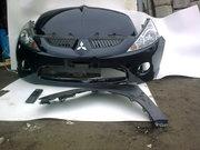 навес крышки багажника правый на Митсубиси Грандис