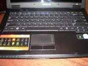 Продаю нерабочий ноутбук  Samsung R25.