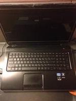 Продам нерабочий ноутбук  HP Pavilion dv7 ( разборка на запчасти).