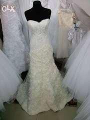 Продам свадебное плать