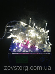 Светодиодная гирлянда 400 LED белый