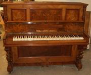 пианино  Franz Liehr Liegnitz