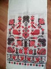 Рушник новий 2 шт,  з Українським орнаментом