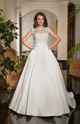 Свадебное платье дизайнера Н.Стыран
