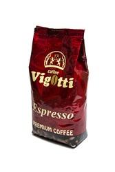 Кофе натуральный зерновой Vigotti Espresso Coffee