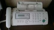 Телефон-факс Panasonic KX-FP207UA