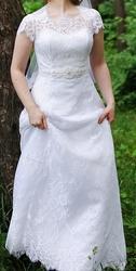 Свадебное платье б/у Хмельницкий