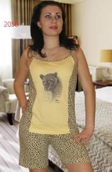 Пижамы майка и шорты женские оптом піжами майка і шорти жіночі гуртом