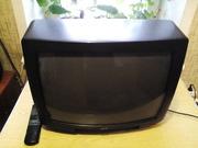 Продам телевизорAKAYб/у рабочий кинескоп КОРЕЯ в робочем состоянии  пу