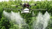 Агрохімічні послуги безпілотниками гвинтокрилами агродронами коптерами