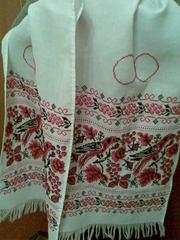 Продам  рушники   весільні